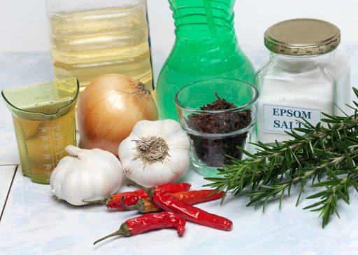 Ingredients for Garden Hacks
