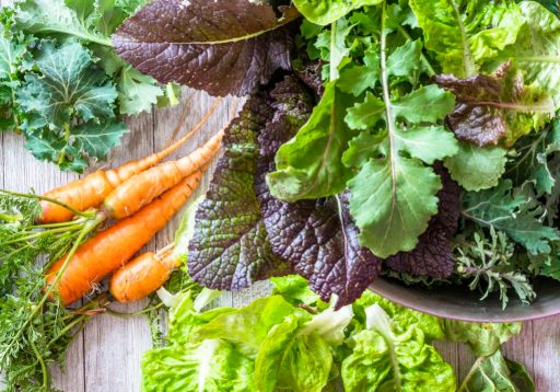 Seasonal Vegetables for Container Gardening