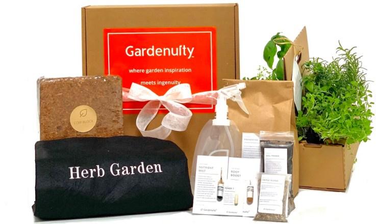 Herb Garden Last minute gift