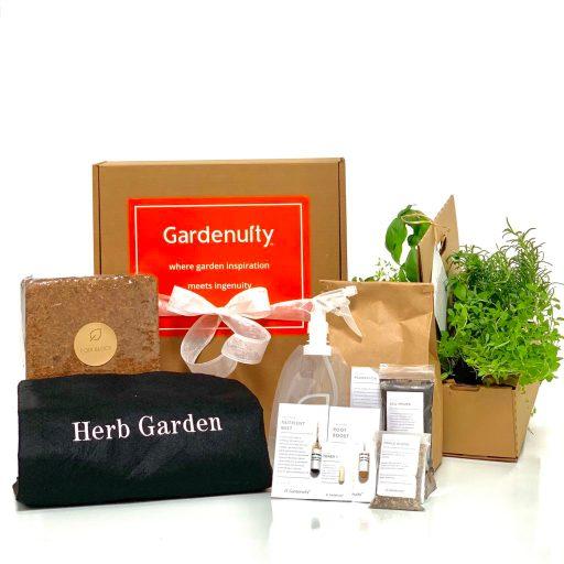 Herb Garden Kit System