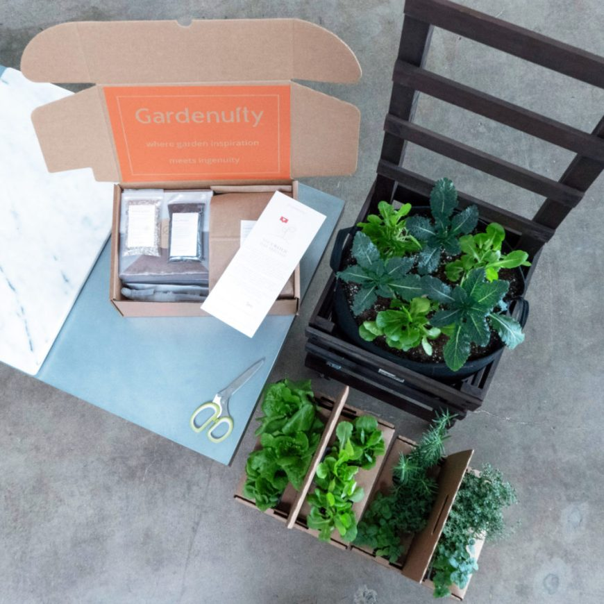 Gardenuity Gardening Subscription Box