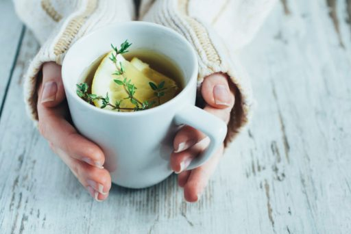 Lemon Ginger Green Tea Recipes