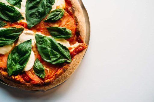 Spinach Pesto Flatbread Recipe