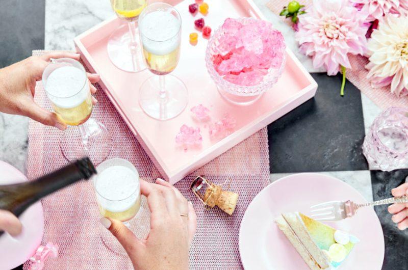 Sparkling Rosé Recipe