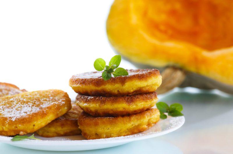 Quick & Easy Sweet Potato Pancakes