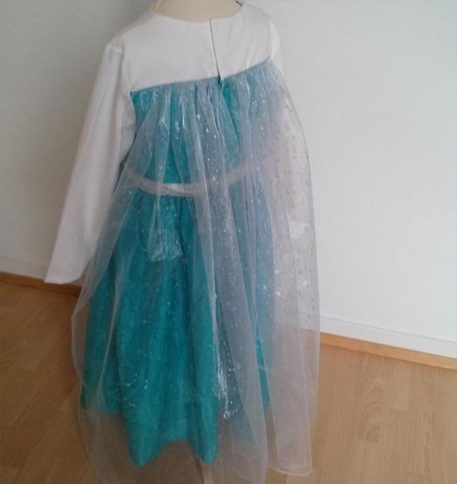 Inspiration reine des neiges - Robe reine des glaces ...