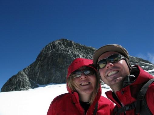 Pico Humboldt, 4940m