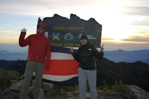 Chirripó 3820m
