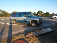 surferský truck od Stevenoveho tatka