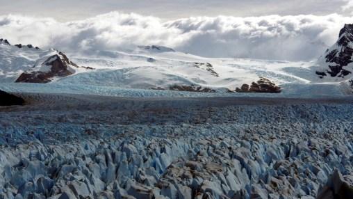 El Calafate: Perito Moreno + Lago Argentino