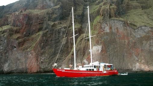 Galápagos Crucero D4