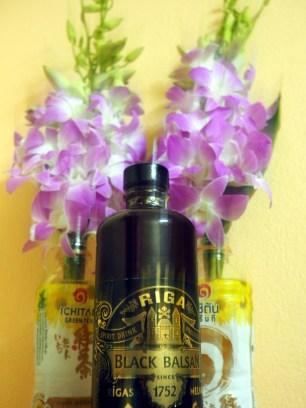 Jabĺčkovica od PM zdobená orchideami