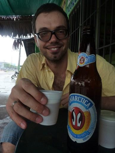 Prve brazilske pivo, Tabatinga (Brazil)