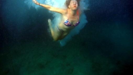 Pula: podmorská