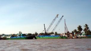 Bến Tre, delta Mekongu