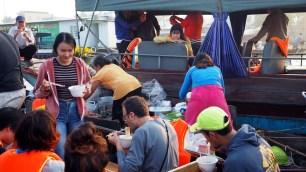 Cái Răng: plávajúci trh, pojazdná kuchyňa