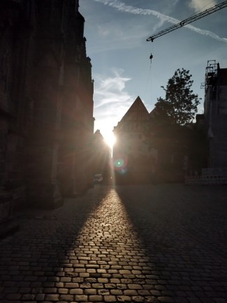 Koblenz - Würzburg - Nürnberg