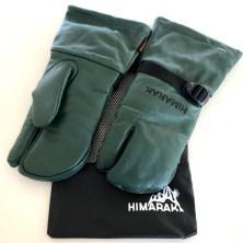 『SCAPA』¥20,500+税・柔らかなレザーを使った少し長めの3本指。ライナー取り外し可