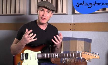 The Blues Language, Communicate Your Blues: Essential Blues Lead Guitar Lesson Tutorial s1p1
