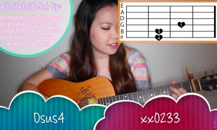 """""""Closer"""" – The Chainsmokers (ft. Halsey) EASY Guitar Tutorial/Chords"""