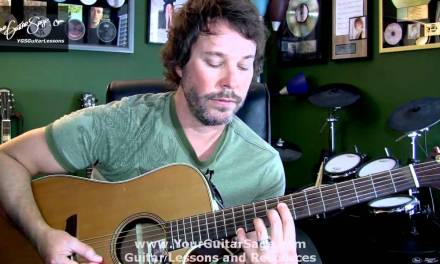 Dexterity Exercises 1 – Beginner Acoustic Guitar Lesson