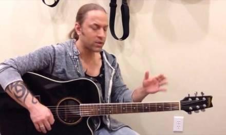 Steve Stine Moveable Open Chords Guitar Lesson Part 1