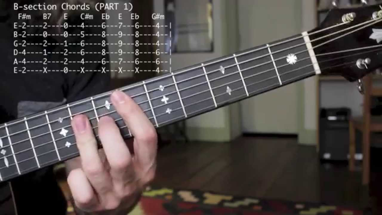 Etta James At Last Guitar Lesson Chords Lyrics And Tabs The
