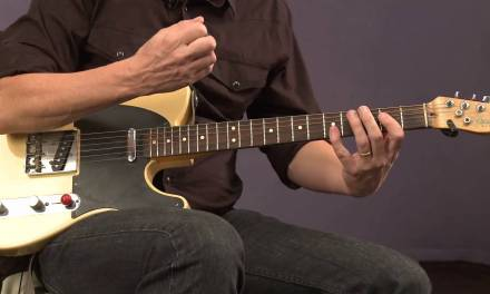 Blues Guitar Lesson from Keith Wyatt: Minor Blues