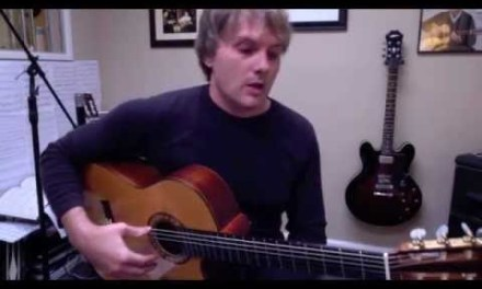 """How to Play """"Romanza"""" – Classical Guitar Lesson – Parts 1 & 2"""