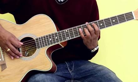 How To Play – E Major Scale – Guitar Lesson For Beginners
