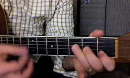 Johnny Cash – Hurt – Easy Beginner Guitar Lesson – Easy Acoustic Song