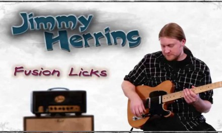 Outside Fusion Pentatonic Lick – Jimmy Herring – Guitar Lesson – GuitarBreakdown – Blues Scale