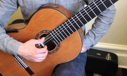 Lesson: Alternating Right Hand Fingers for Classical Guitar