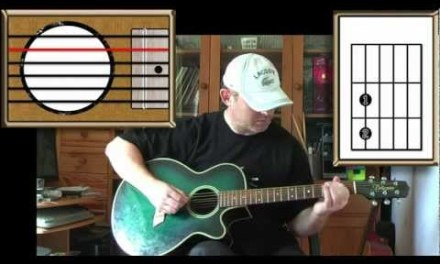 Redemption Song – Bob Marley – Acoustic Guitar Lesson (Easy)