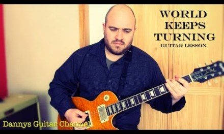 World Keeps Turning by Peter Green – Blues Guitar Lesson