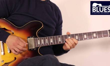 Guitar Lesson – 20 Essential Blues Guitar Intros