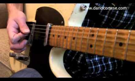 Johnny Cash – Folsom Prison Blues (Country Guitar Lesson)