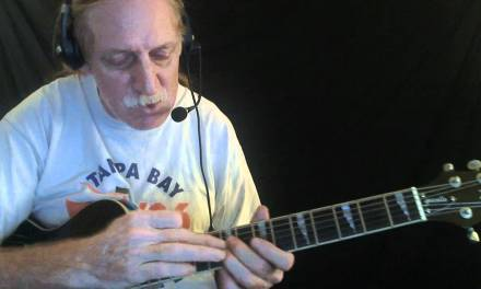 """How to Play """"Blue Jean Blues"""" – Guitar Lesson – Red Lasner"""