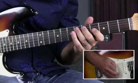 Blues Guitar Lesson Killing Floor Riff