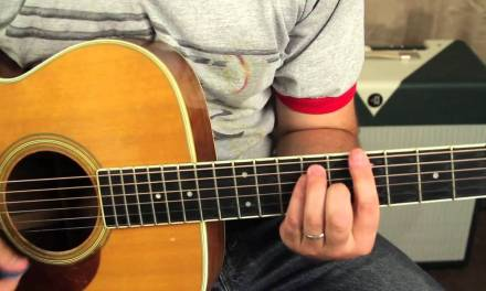 """Bruno Mars – """"The Lazy Song"""" – Guitar Lessons – Acoustic – Barre Chords – How to Play"""