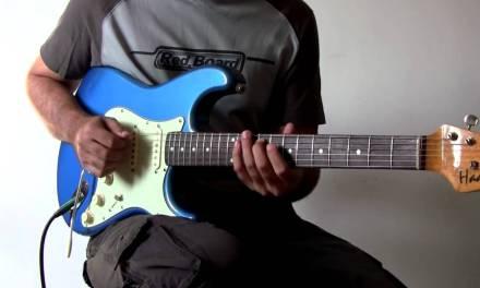 Soul / Blues Guitar Lesson – TheGuitarLab.net –