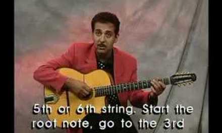 Romane – Gypsy Jazz Guitar Lesson 2/3