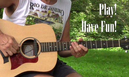 Super Easy – How to Play  Blues Turnaround in E – Blues Guitar Lesson – L67