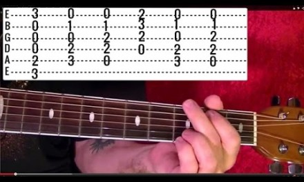 Tuesday Afternoon by THE MOODY BLUES – Guitar Lesson – Justin Hayward