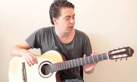 Minor Scales exercises + The Raggle Taggle Gypsy (Irish Song) – Guitar Lesson by Thomas Zwijsen