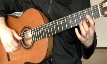 Pachelbel's Canon Classical Guitar Lesson Part 2