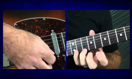 Blues Guitar Lesson: The Extended Pentatonic and Blues Scale