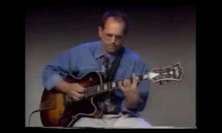 Jazz guitar lesson by (Joe Beck) Part 3