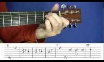 Blind Blake 's Techniques – Jim Bruce Blues Guitar Lessons – Blind blake Guitar Lessons