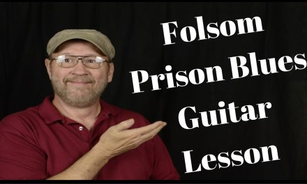 How to Play Folsom Prison Blues Guitar Lesson